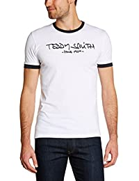 Teddy Smith Ticlass - T-shirt - Col ras du cou - Manches courtes - Homme