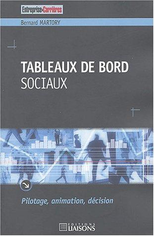 Tableaux de bord sociaux