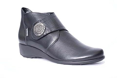 Mephisto - Secret - Bottes Et Boots - Femme - Semelle Amovible : Oui - Noir - Taille 8 Uk