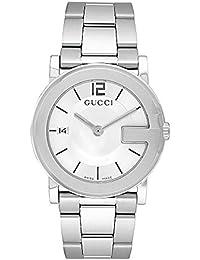 Gucci - ya101406 - Montre Homme - Bracelet en Acier Inoxydable