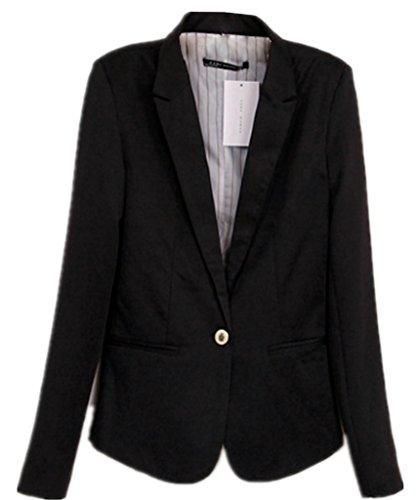 IKRR - Veste de tailleur - Femme Noir