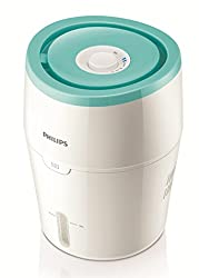 Philips HU4801/01 Luftbefeuchter (bis zu 25m², hygienische NanoCloud-Technologie, für Kinder und Babies)
