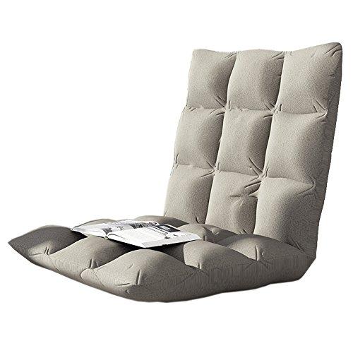 L-R-S-F Canapé paresseux, chaise pliante simple, chaise à lit, chaise de fenêtre flottante, chaise de canapé paresseux (Couleur : 4#, taille : 78 * 40 * 40cm)