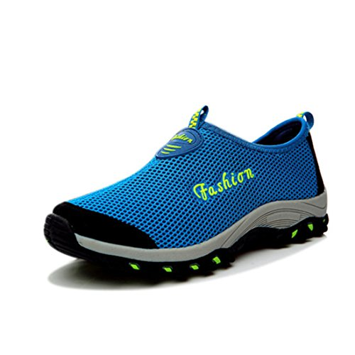 Men's Mesh Breathable Hiking Shoes 1