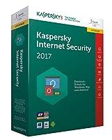 Kaspersky Internet Security 2017 Upgrade - [Online Code]