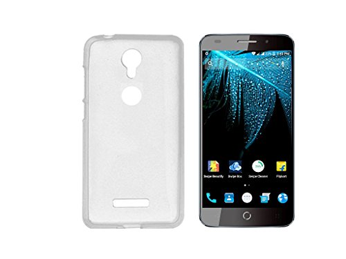 Johra Transparent Back Cover Case for Swipe Elite Plus Back Cover