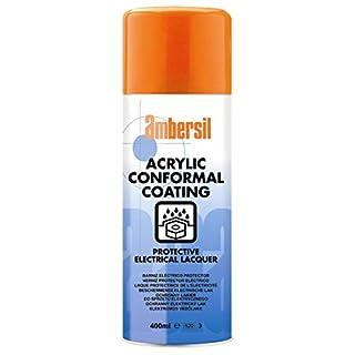 Ambersil 30235 Clear Acrylic Protective Film 400Ml