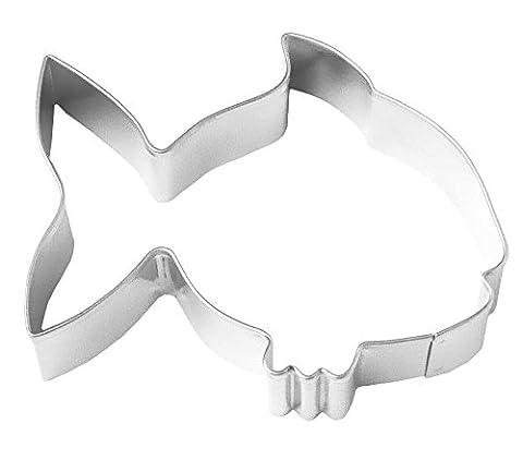 Birkmann 1010630010 Ausstechform, Stahl, grau, 4 x 4 x 5 cm