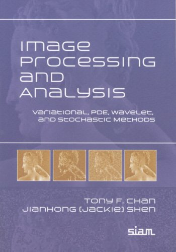 Image Processing and Analysis Paperback: Variational, PDE, Wavelet, and Stochastic Methods