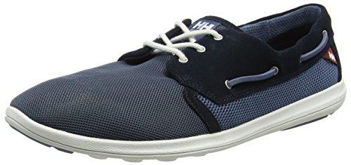Helly Hansen Lillesand, Chaussures Multisport Outdoor Homme Bleu (Blue Mirage/navy/off White/syrah)