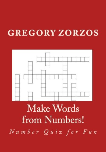 Make Words from Numbers!: Number Quiz for Fun: 1