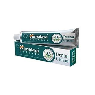Himalaya Herbals Ayurvedic Dental Cream, Zahnpasta 100g, 5 Stück