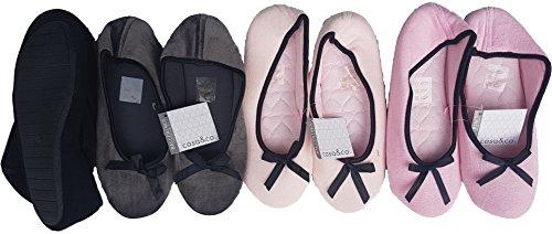 Socks ,  Ballerine Donna Grigio