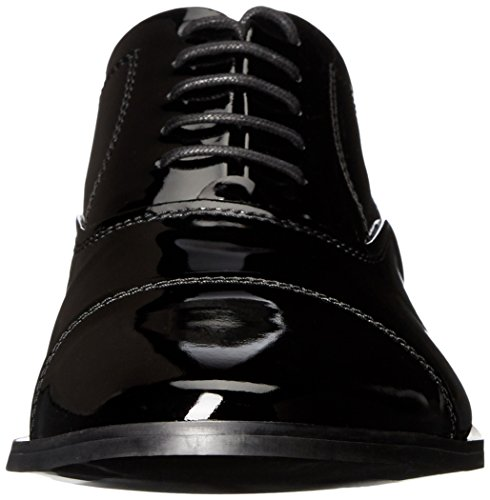 Calvin Klein Nino Cuir verni Oxford Black