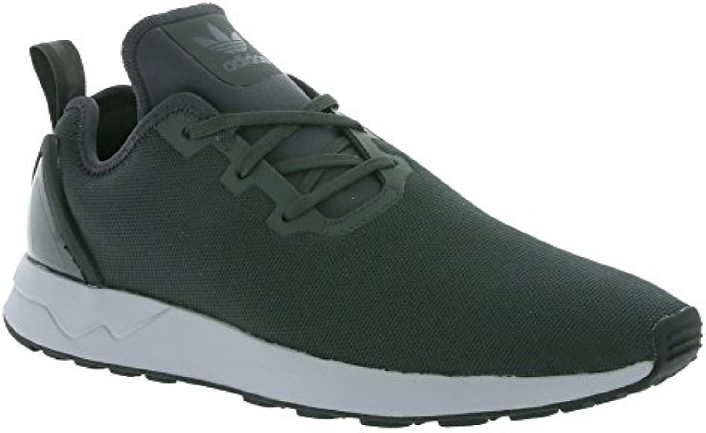 adidas ZX Flux ADV Asym Herren Sneaker Grau -