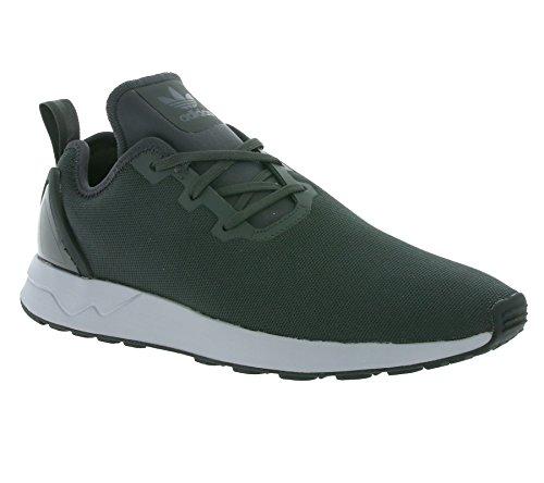 Adidas Uomini Originals Zx Grigie Asimmetrici S80320 Flusso Adv Scarpe xvCxRgn