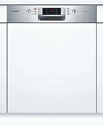 bosch smi69n75eu serie 6 geschirrsp ler teilintegriert a. Black Bedroom Furniture Sets. Home Design Ideas
