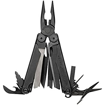 Leatherman Wave Multi-Tool with Oxide Finish - Black