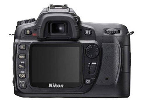 Nikon D80 SLR-Digitalkamera (10 Megapixel) Gehäuse - 2