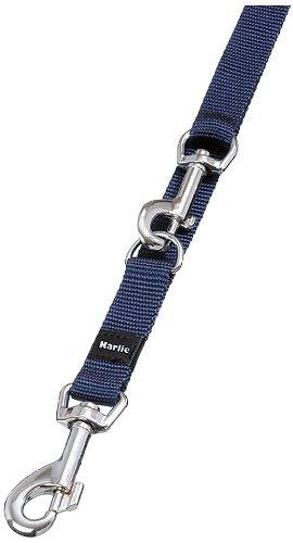 Karlie Art Sportiv Plus Führleine, 10 mm 250 cm, Nachtschattenblau