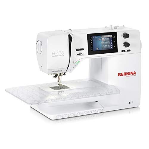 Bernina 475 Quilters Edition Lot de 4 Machines à Coud