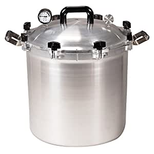 ALL AMERICAN-941 41,5 Qt. Autocuiseur / Canner