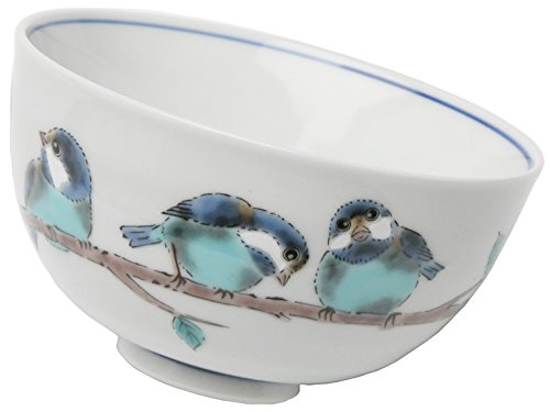 kutani-overglaze-enamels-rice-bowl-dzukushi-varied-sk-217-japan-import-the-package-and-the-manual-ar