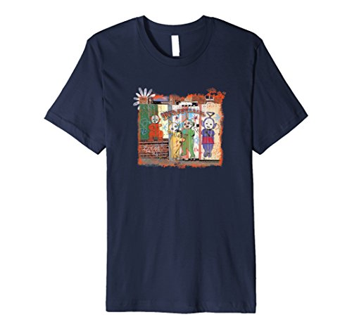Teletubbies Urban Cool T-shirt for Men or Women - S to 3XL