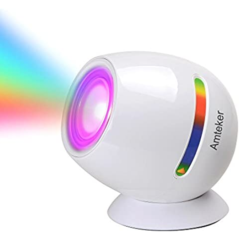Amteker Living 256 colori LED, Touch Pad controllo variopinta di