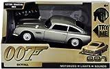 James Bond Aston Martin DB5 with Motorised Light & Sound