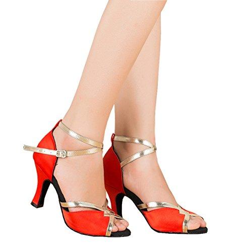 TDA - Strap alla caviglia donna Red