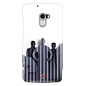 a AND b Designer Printed Mobile Back Cover / Back Case For Lenovo Vibe K4 Note (LEN_K4N_3D_3377)