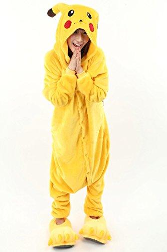 Pikachu Onesie Pyjama - 4