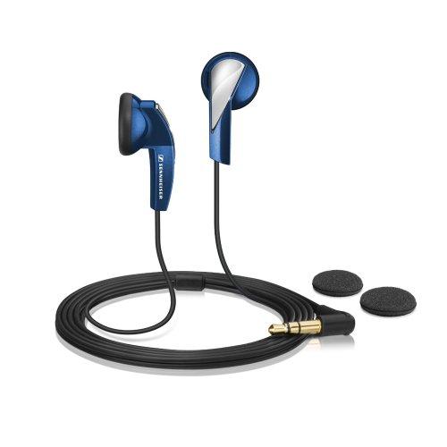Sennheiser MX365 505435 Auricolare, Blu Scuro