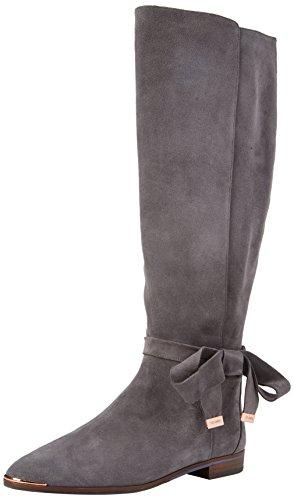 Ted Baker Alrami, Stivali da Equitazione Donna Grigio (Grey)