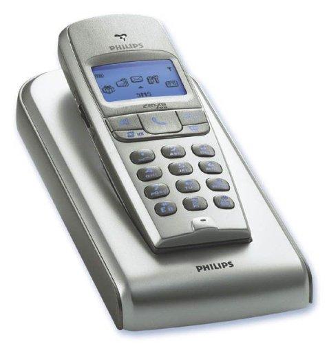 Philips Zenia 300 VOX Schnurloses Telefon mit Anrufbeantworter - Philips Schnurloses Telefon