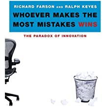 Whoever Makes the Most Mistakes Wins (English Edition)