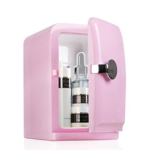 DULPLAY Refrigerazione di Auto Mini Frigo Portatile,5l Dispositivo di Raffreddamento delle Bevande...