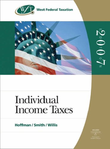 west-federal-taxation-2007-individual-income-taxes-with-ria-checkpoint-and-turbo-tax-premier-cd-rom