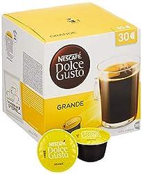 Unbekannt Nescafé Dolce Gusto Latte Macchiato, Kaffee, Kaffeekapsel, 3er Pack, 3 x 16 Kapseln (24 Portionen)
