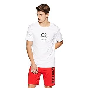 Calvin Klein Performance Stretch Cotton Regular Fit Short Sleeve Tee