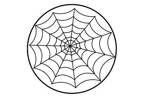Halloween Spider Web 7