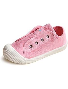 AILEESE Kid Denim Kinder Leinwand Baby Jungen Mädchen Soft Bottom Casual Flache Kleinkind Schuhe Student Sneakers