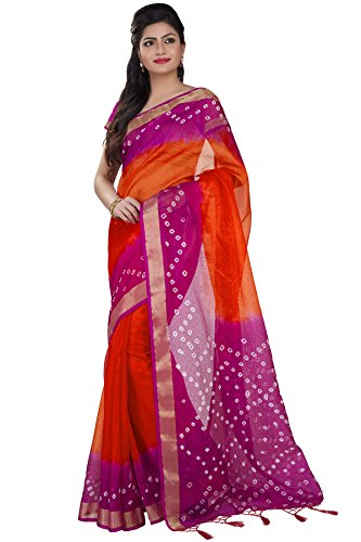 Rajnandini Cotton Saree (Joplsrs1024I_Pink)