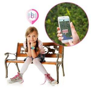 BESTIE KIDS 3G SMARTWATCH PHONE GPS TRACKER 2017 MODEL PINK