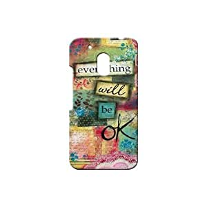 BLUEDIO Designer Printed Back case cover for Motorola Moto G4 Plus - G2395