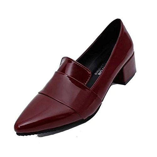Coréenne fashion ladies shoes/chaussures pointues B
