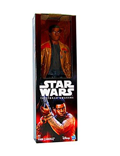 Star Wars - E7 Titan Series Figura Finn Jakku (Hasbro B3910)