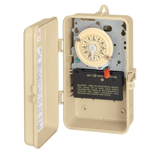 Intermatic T101R3 Timer Switch In Metal Enclosure by Intermatic - Intermatic Timer Elektrische