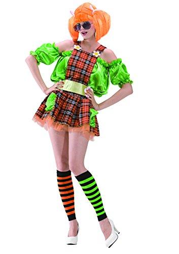 Ciao - pel di carota costume donna adulto, taglia m
